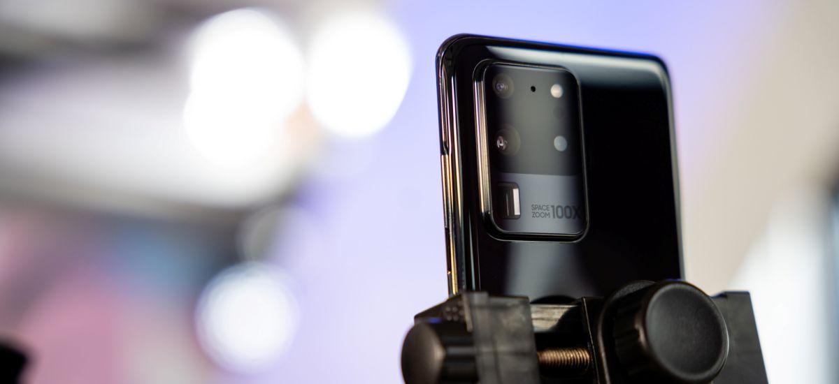 3 aldiz BAI eta bat EZ.  Samsung Galaxy S20 - lehen inpresioak