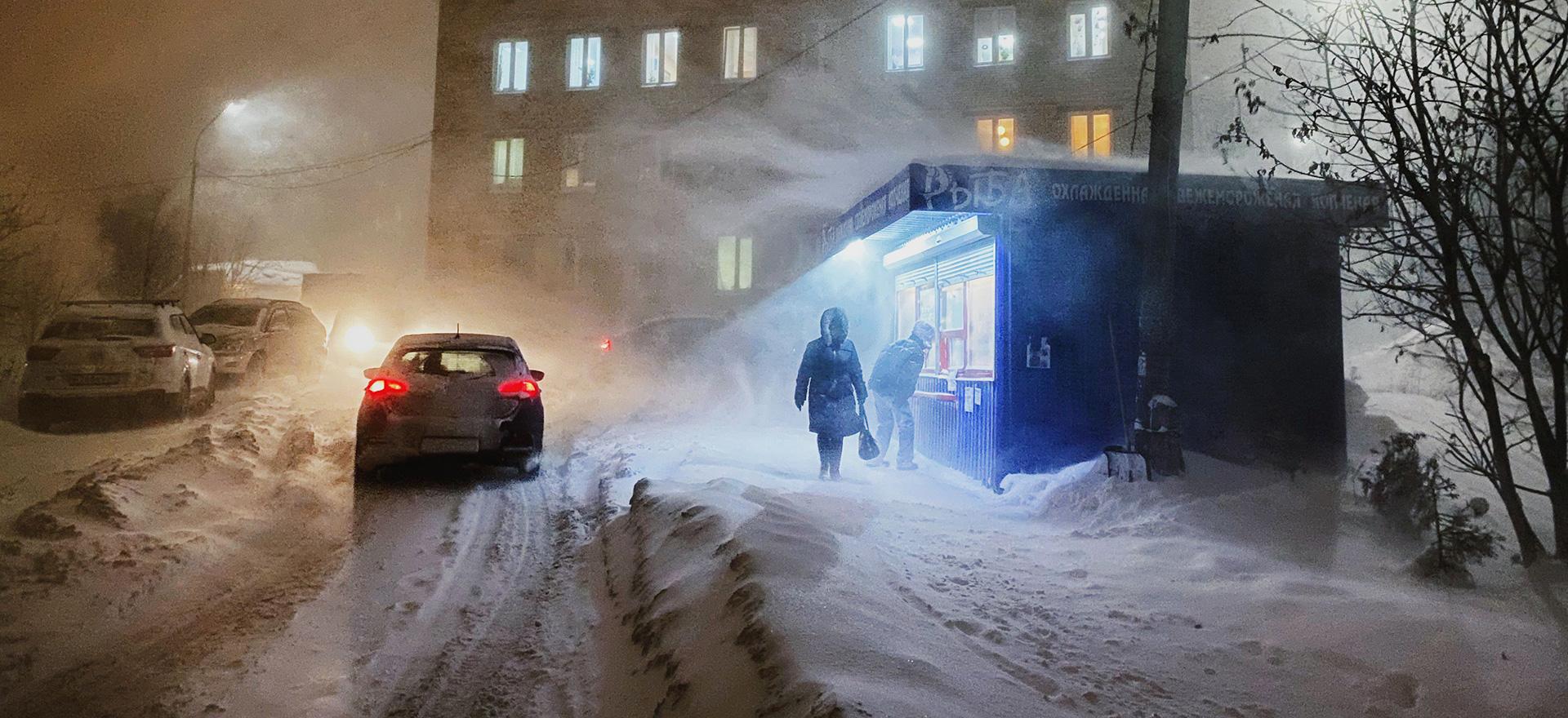 """Amos Chapple: """"Siberiako argazkiak ateratzen ditudanean, nire kuleroak sartzen ditut"""""""