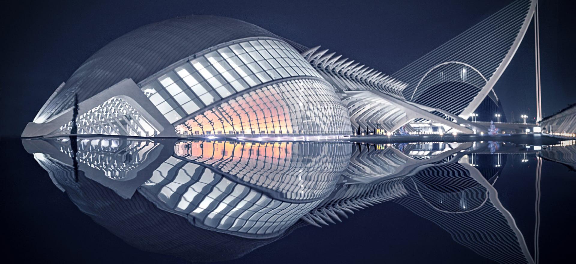 Begientzako festa.  Hona hemen The Art of Building lehiaketan saritutako arkitekturaren argazkiak