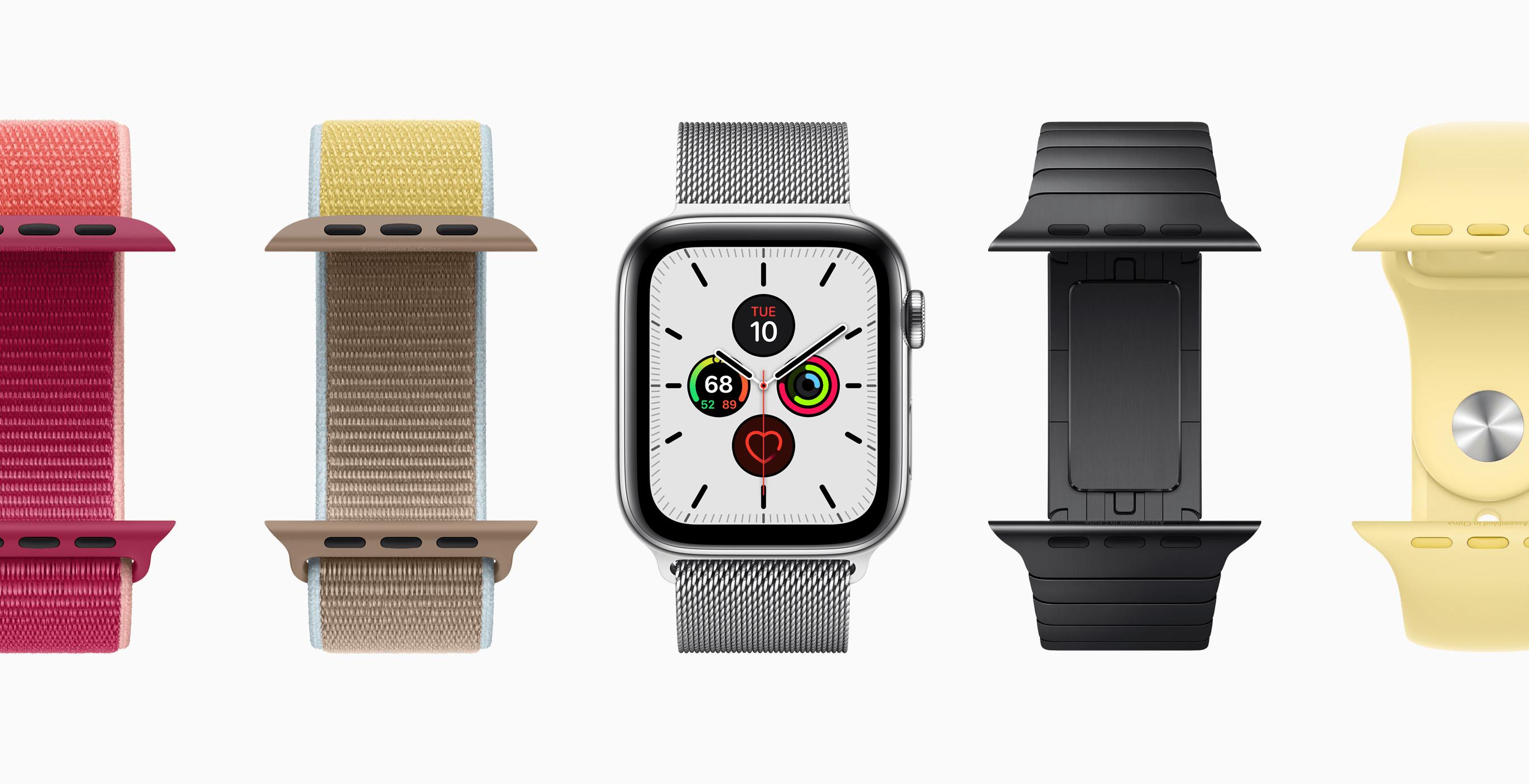 Bihurtu da: Apple Watch beat Suitzako erlojuak.  Hala ere, goizegi da obituarioa