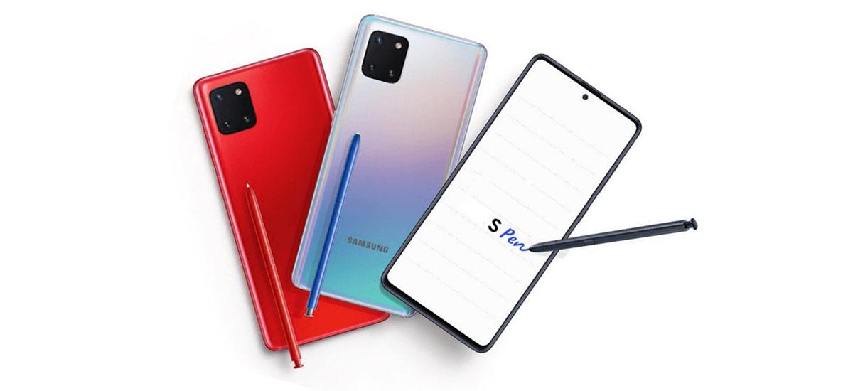 Izena bakarrik dut.  Poloniako Samsung prezioak ezagutu ditugu Galaxy 10. oharra Lite eta Galaxy S10 Lite