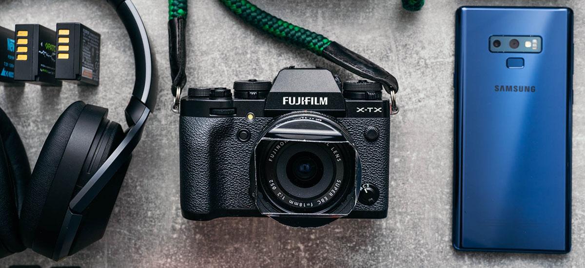 Zurrumurruak baieztatzen badira, Fujifilm X-T4 izango da merkatuan dagoen APS-C kamerarik gabeko ispilurik indartsuena