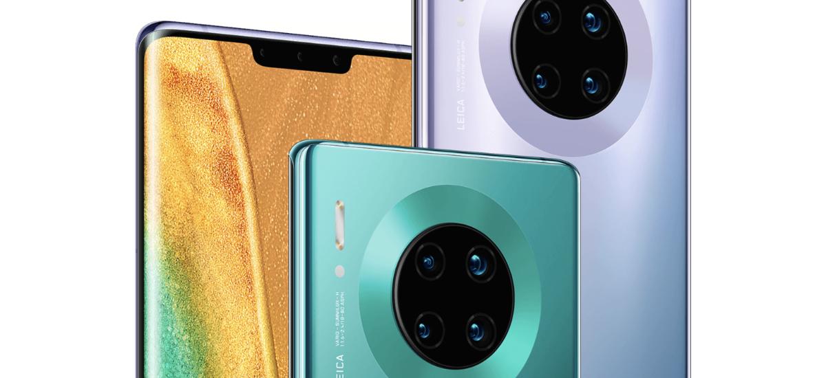 Txinatarrek 4.299 PLN nahi dituzte Google gabe telefono bat lortzeko.  Huawei Mate 30 Pro hemendik aurrera Polonian ohiko salmenta