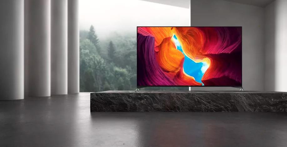 2020rako Sony telebistak 8K, HomeKit eta AirPlay euskarriak dira 2eta baita OLED txikiena ere