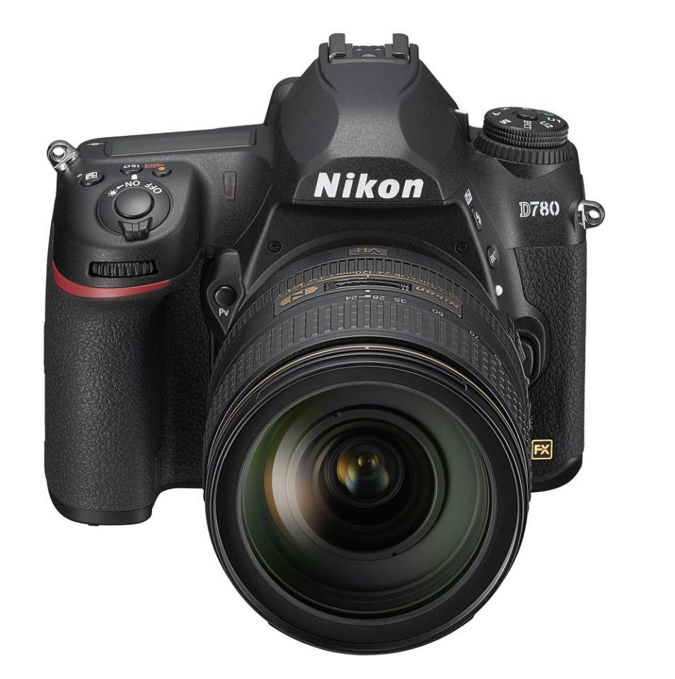 SLRak bizirik daude eta ez dira inora joaten.  Hemen duzu Nikon D780 berria
