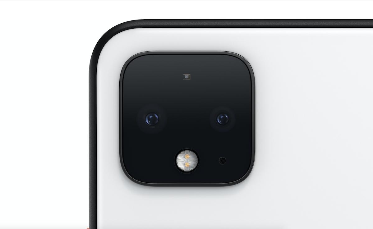 Sorpresa. Galaxy Oharra Pixelen aurretik dago Android eguneratze tasan 1