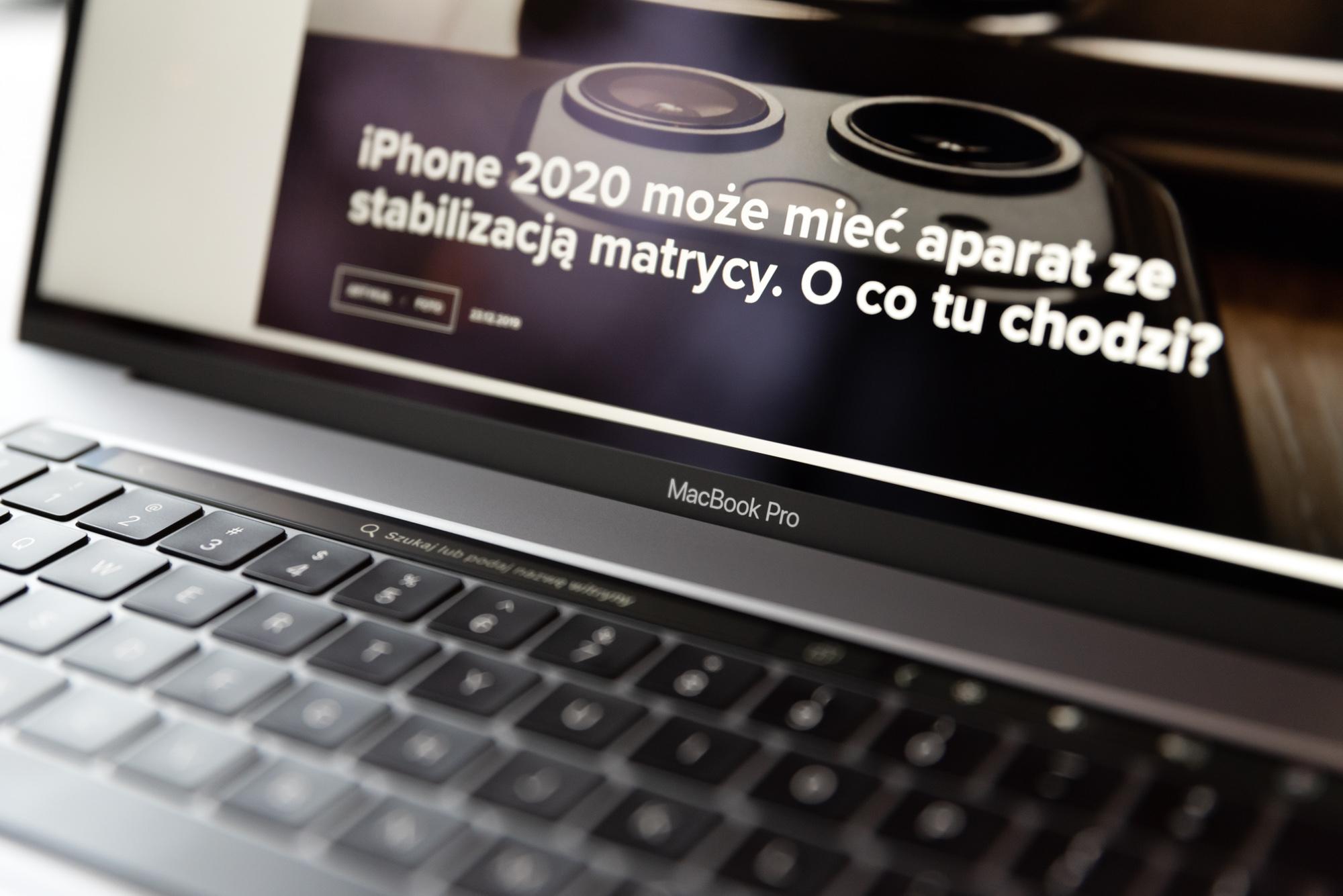 MacBook Pro 16-ek gogorarazi dit ekipamendu ezin hobea ez dagoela