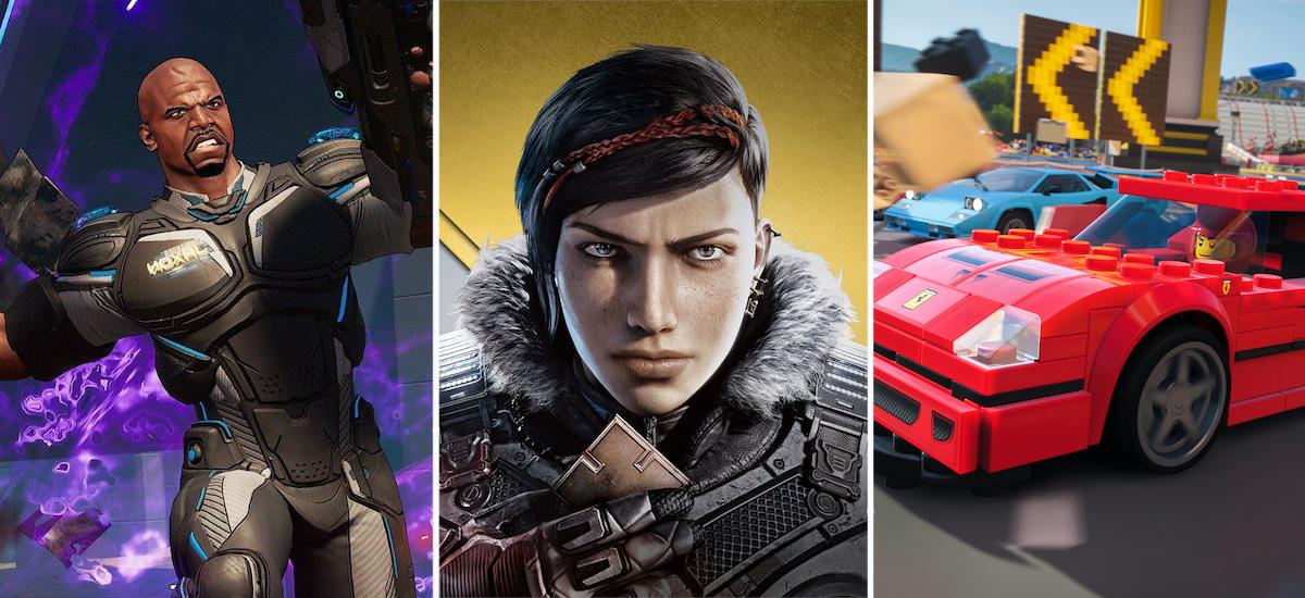 2019 bideojokoetan: aurten Xbox One-n debutatu duten TOP5 joko esklusiboak (balitz bezala)