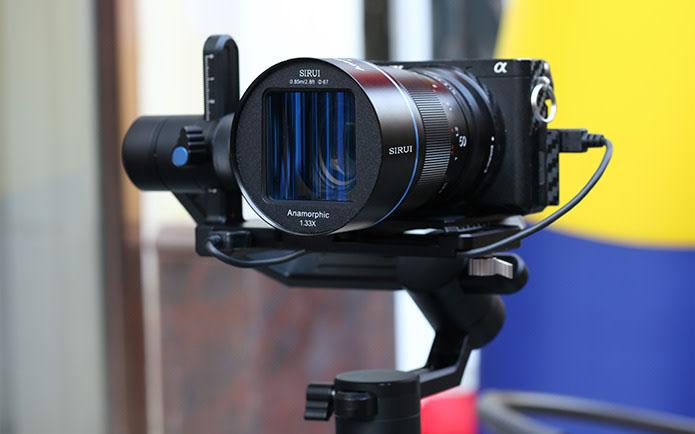 Sirui 50 mm f /1.8 1.33x