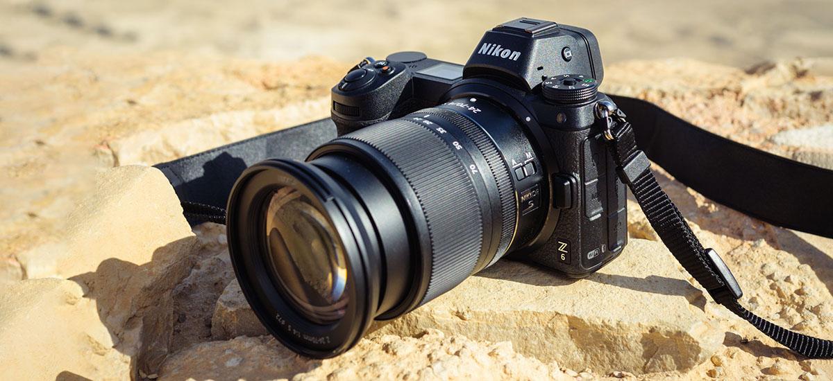 Nikon Z6 eta Z7-k RAW filmak grabatzeko eta CFexpress txartelak onartzen ditu
