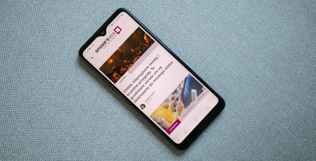 LG K50S - harritu egingo zaitu Plus-eko smartphone merkea
