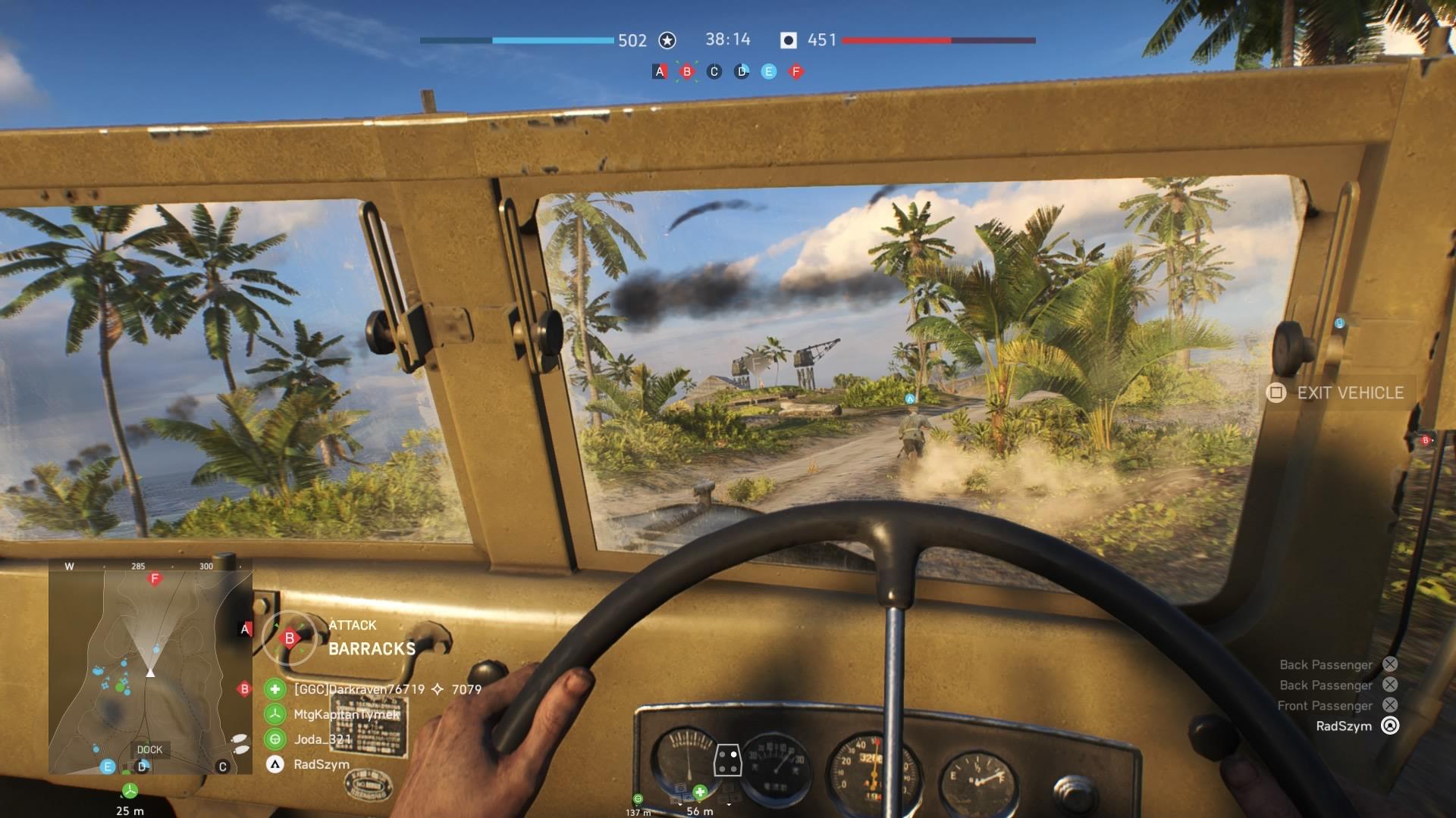 Wake irla ikonikoa Battlefield V.-en dago jada. Mapa eder batek ibilgailuen eta gerra osoaren gainean jartzen du arreta, baina jokalariek amorru handia dute