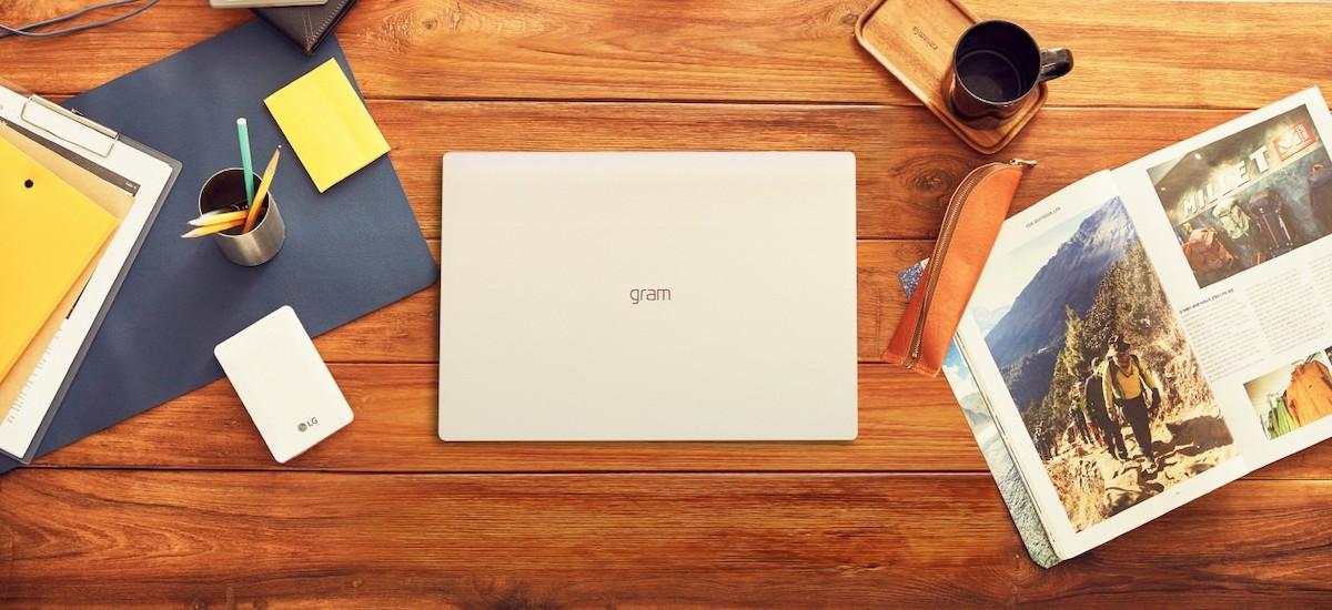 LG-k Gram serieko ordenagailu eramangarri bilduma berria aurkeztu du. 2020rako lau eredu.