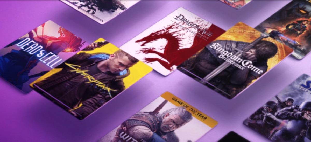 Games from Steam, Origin, uPlay toki bakarrean.  Nire GOG gogokoena Galaxy 2.0 azkenik, beta irekiarekin