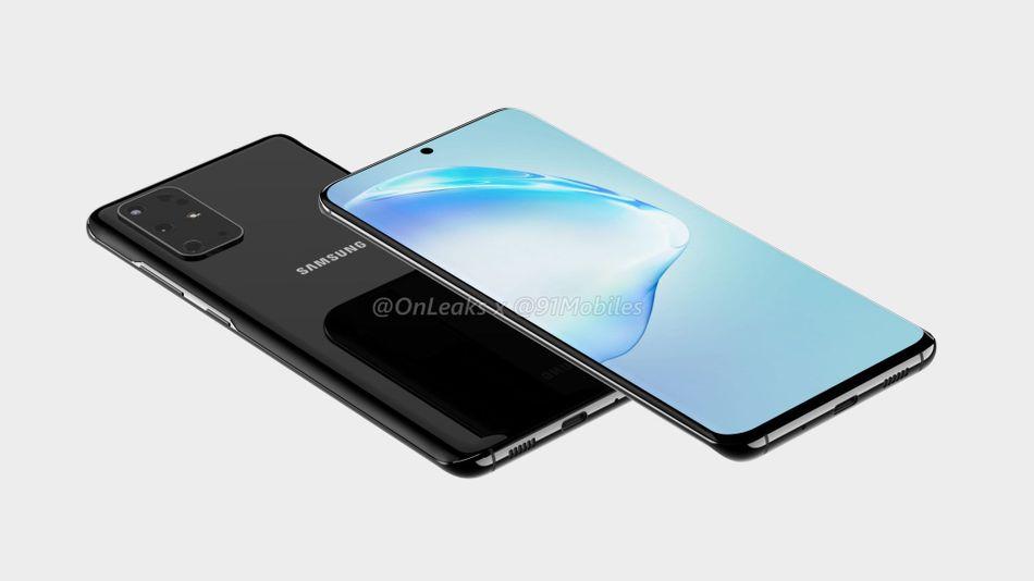 Samsung Galaxy S11-k 108 Mpix kamera izango du, baina Xiaomi-n ez bezala