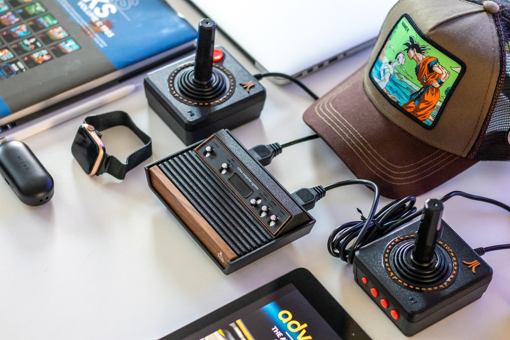 Lidl-etik Atari 2600 probatu nuen.  Atari Flashback X itxura harrigarria da, baina hobeto funtziona lezake