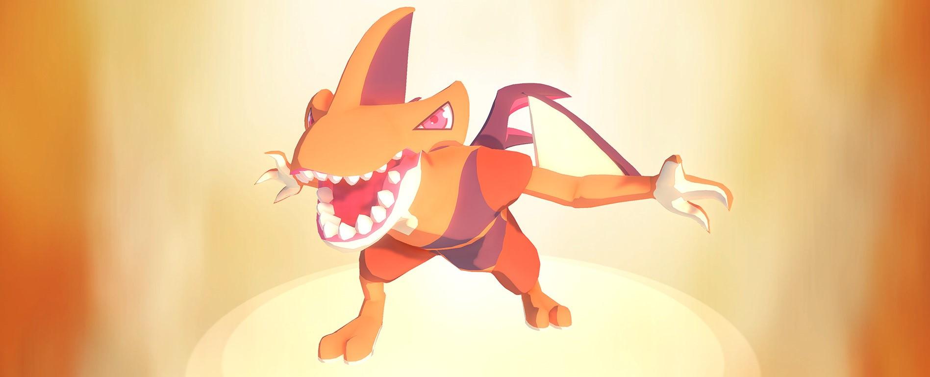 Gaia MMORPG da Pokemon estiloan, hau da, Nintendo-ren auzietarako erresistentea da