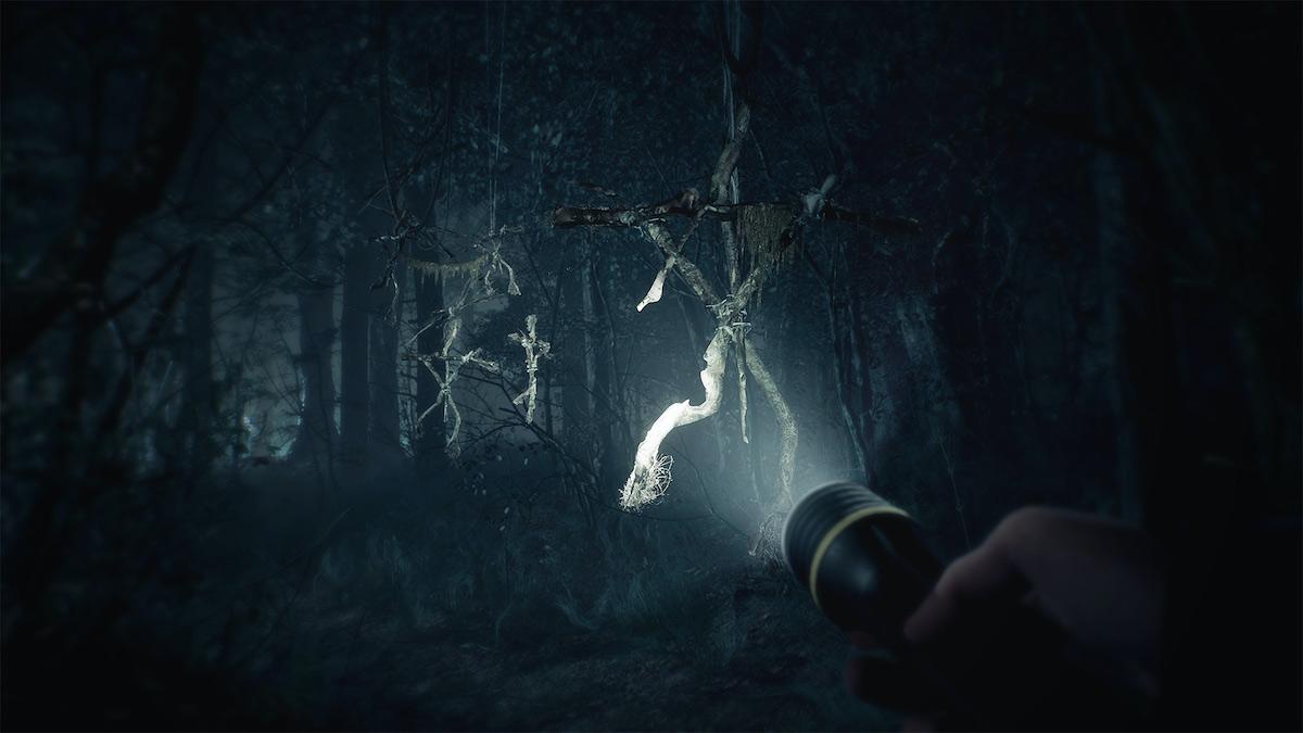 Blair Witch Poloniako beldurrez gaur PS4.  Ba al dago beldurrik?  - berrikustea