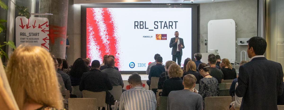 Alior Bank ez da moteltzen.  RBL_Start programaren bigarren edizioa 11 startup berri interesgarri dira