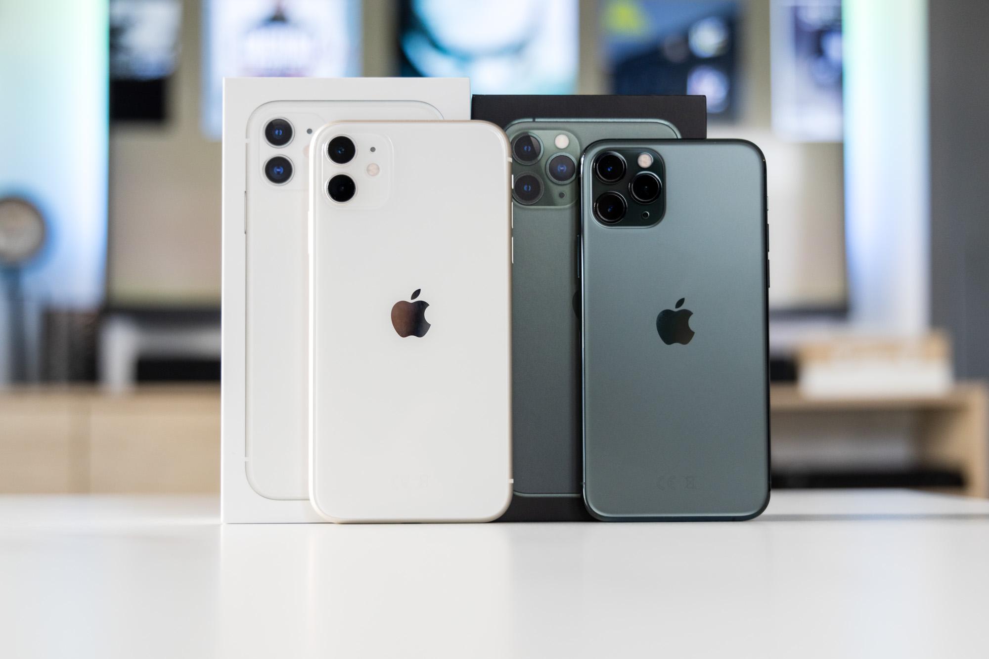 Kexatu nahi baduzu, ez erosi iPhone 11