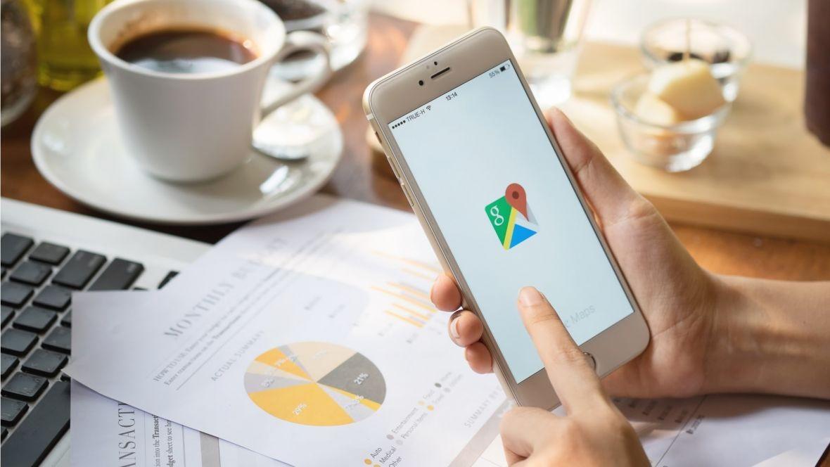 Google Maps sare sozialen gune bihurtu da.  Kontua nola sortu proposatzen dizugu