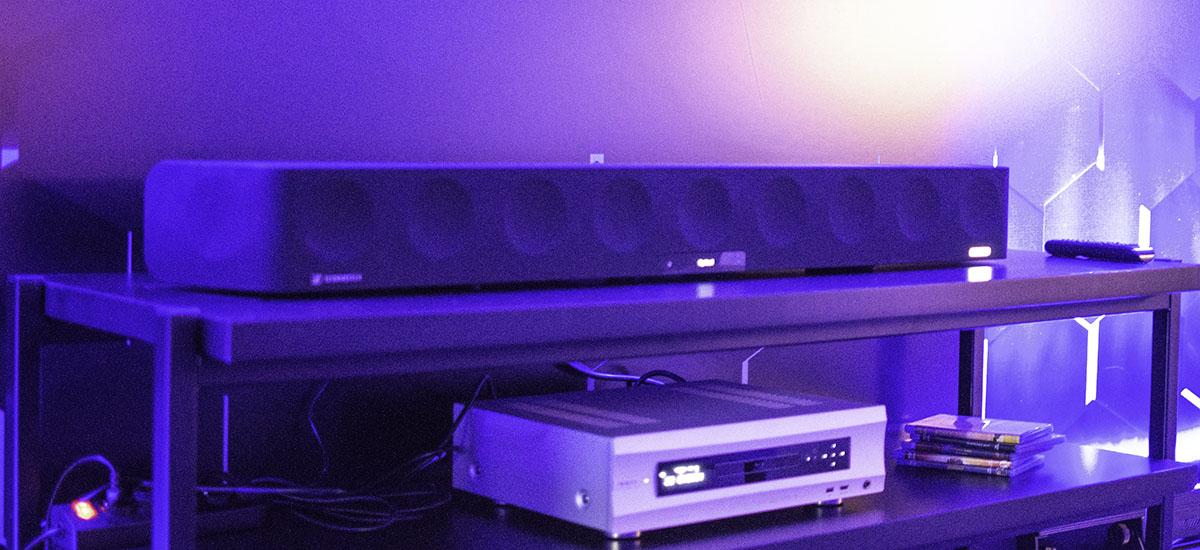 Sennheiser RTV merkatuan sartu zen.  3D soinu latz eta sentsazionalarekin