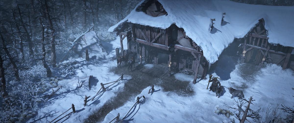 Diablo IV-en jokatu nuen eta garatzaileekin hitz egin nuen - jokoari buruzko informazio pila bat