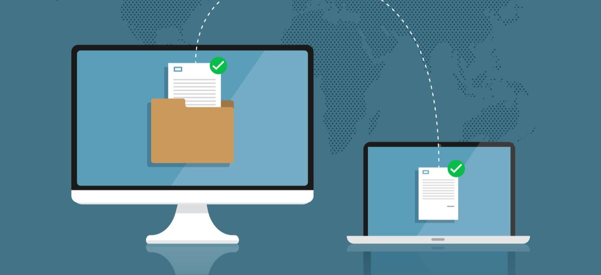 Nola bidaltzen ditut fitxategi handiak Internet bidez?  Dropbox Transfer eta 3 alternatiba onenak
