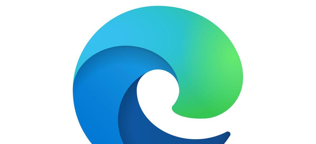 Microsoft Edge arakatzailearen logotipo berriak ez du Internet Explorer gogoratzen