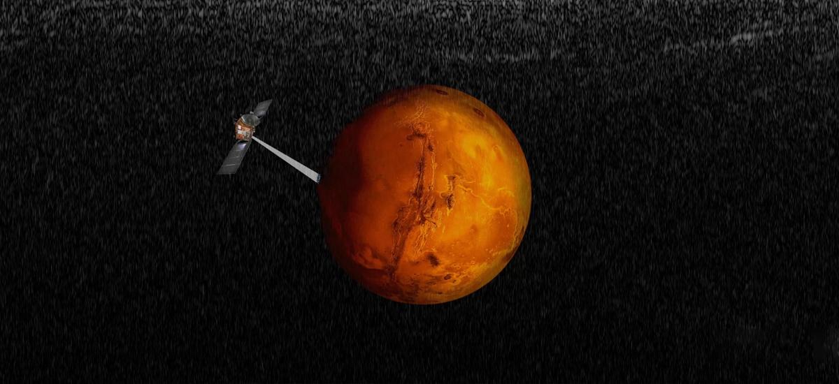 Gure buruaz harro egon gaitezke - Poloniako ikerketaren sateliteak dagoeneko Martianen orbita izango du 3 adabaki