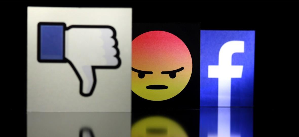 Gorrotoa! Facebook. Instagram eta Messenger ez da funtzionatzen