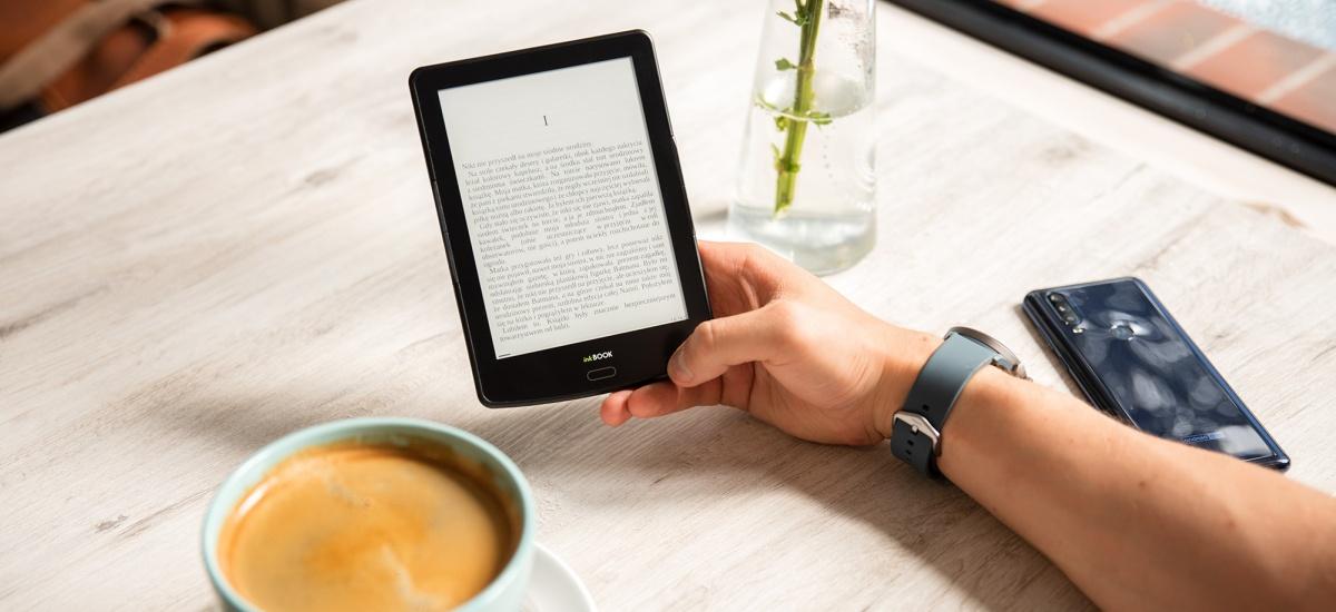 """inkBook Prime HD """"zer ez bada"""" galderari erantzun ona da Kindle? """". Iritzia ondoren 4 erabiltzeko hilabeteak"""