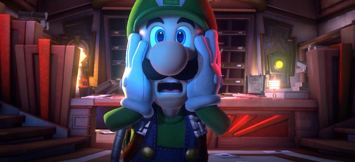 Switch halako joko bat falta zen.  Luigi jauregia 3 ez du aspertzeko beldurrik, baina izugarri ona da - berrikuspena