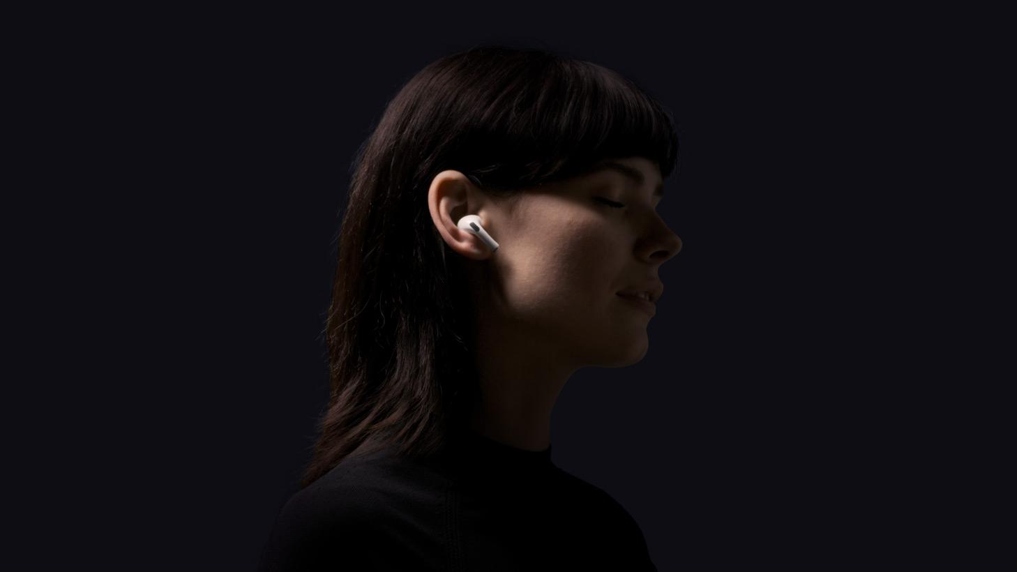 Headphones Apple AirPods Pro ofizialki.  Prezioa harrigarria da