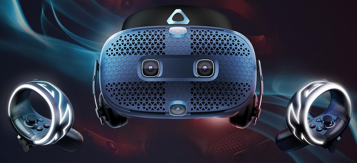 HTC Vive Cosmos ofizialki Polonian.  VR betaurreko berrien prezioa ezagutzen dugu