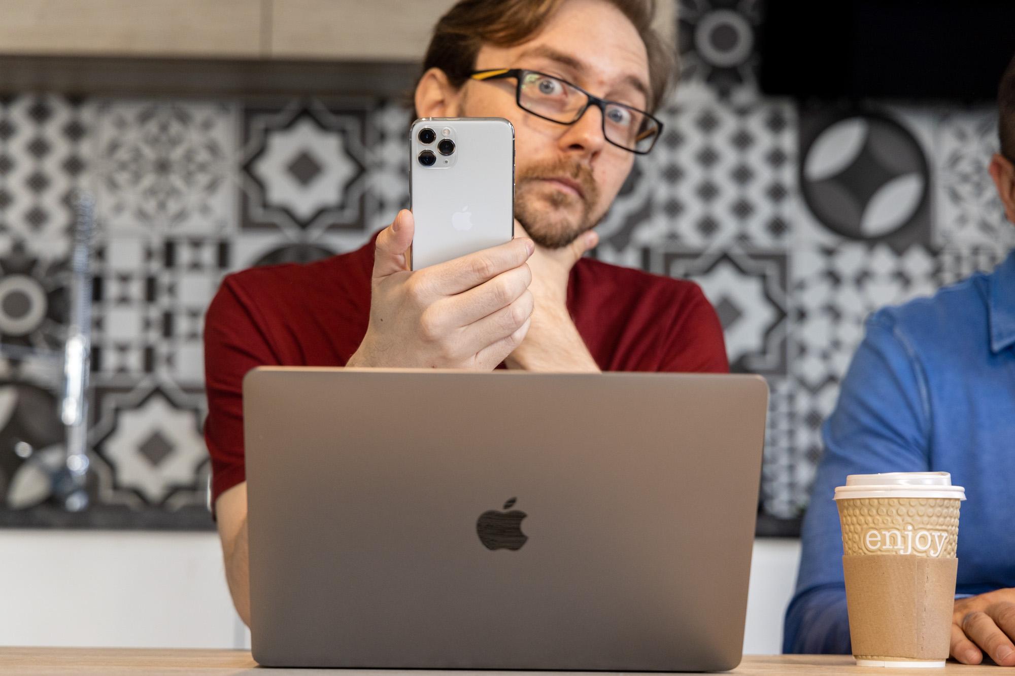 Lortu genuen.  iPhone 11 Pro - lehen inpresioak