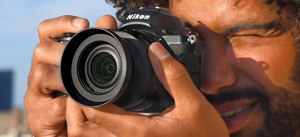 Nikon Z50 ispilurik gabeko kamera merkea da, SLRen amaiera iragartzen duen APS-C matrizearekin