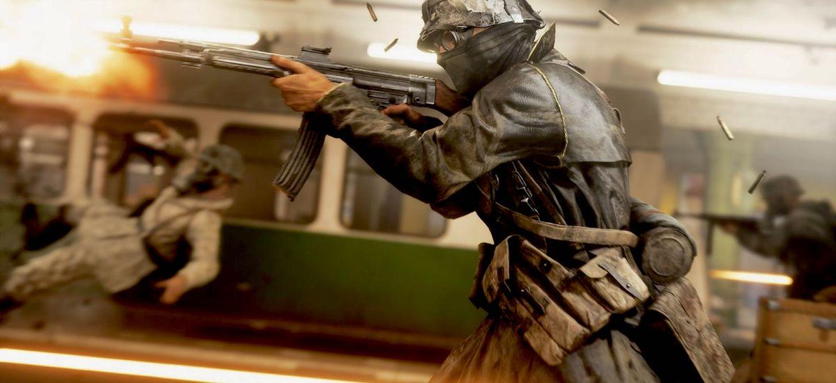 Zein sarraski ederra eta adikzioa.  Metroaren mapa ikonikoa Battlefield V-n dago, Bigarren Mundu Lurpeko Operazio gisa