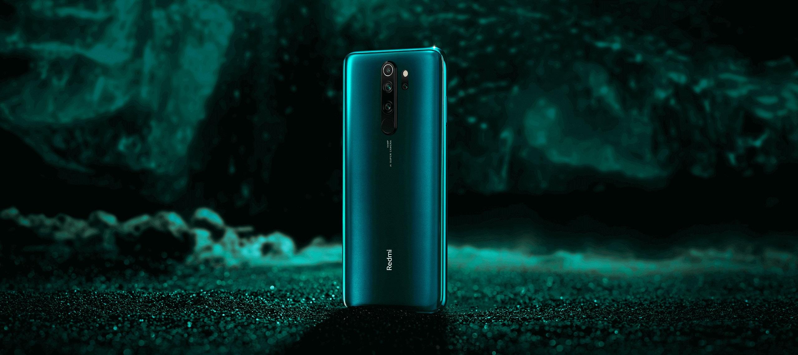 Zein smartphone PLN 1300 arte aukeratu behar duzu?  Redmi Oharra 8 Pro gainerako munduarekin alderatuta