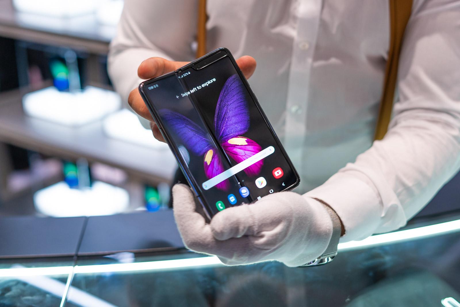 TOP 8 2019ko IFAren smartphone onenak