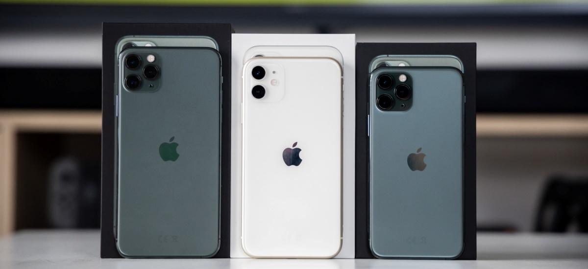 iPhone 11 versus iPhone 11 Pro - aurtengo iPhonesen desberdintasunak egiaztatu genituen