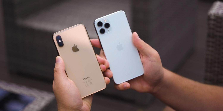 Zenbat Pro iPhone 11 Pro kamerarekin?  Kamera iPhone XSrekin konparatzea