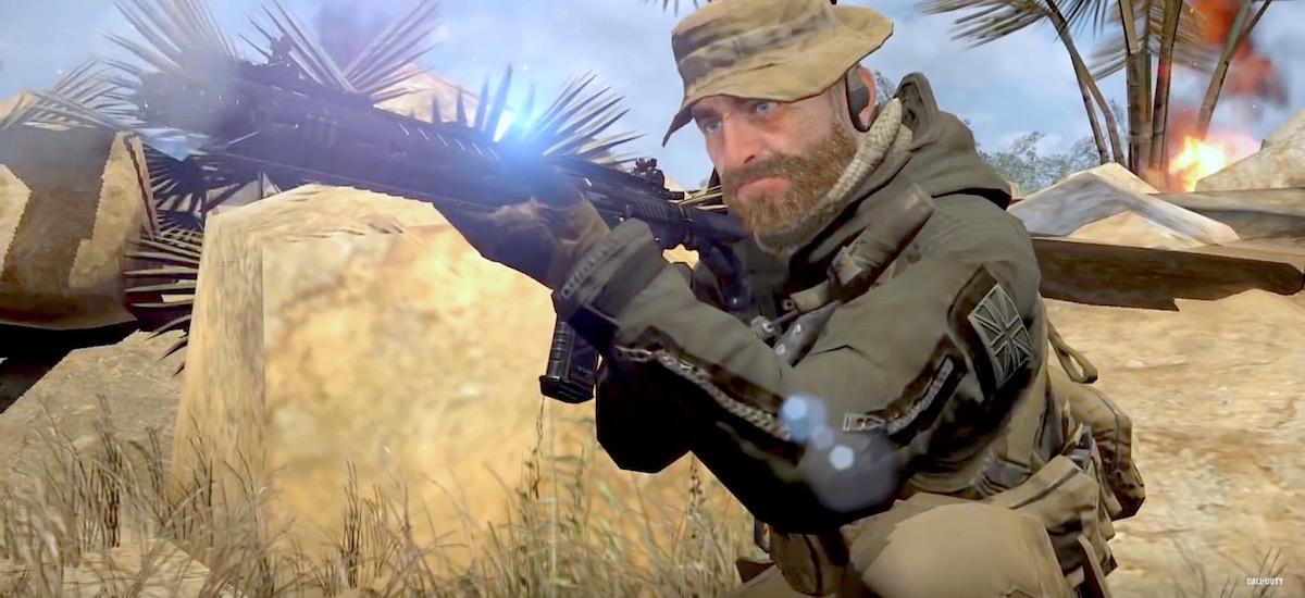 Noski eszeptikoa naiz, baina iOS eta Android bidezko Call of Duty Mobile itxura ona da