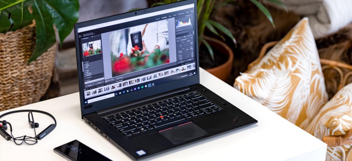 MacBook Pro-ri erantzun hau ulertzen dut.  Lenovo Thinkpad X1 Extreme gen. 2 - berrikustea