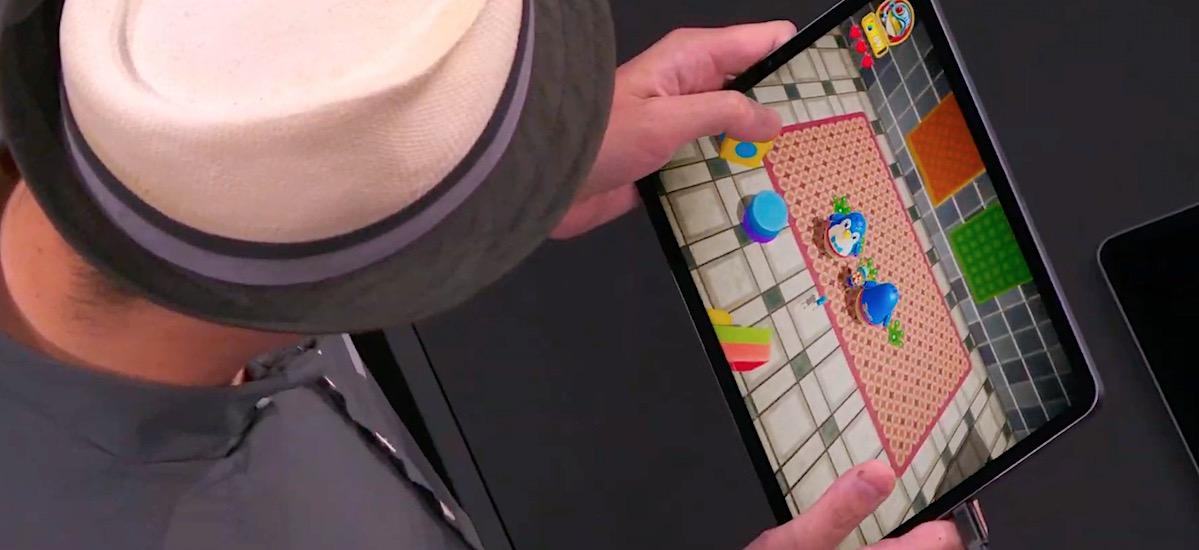 Ikuskizun eskasa Apple Arcade.  bezalako Apple zerbitzu horren indarra zer den ahaztu zuen.  Harpidetza prezioa polita da