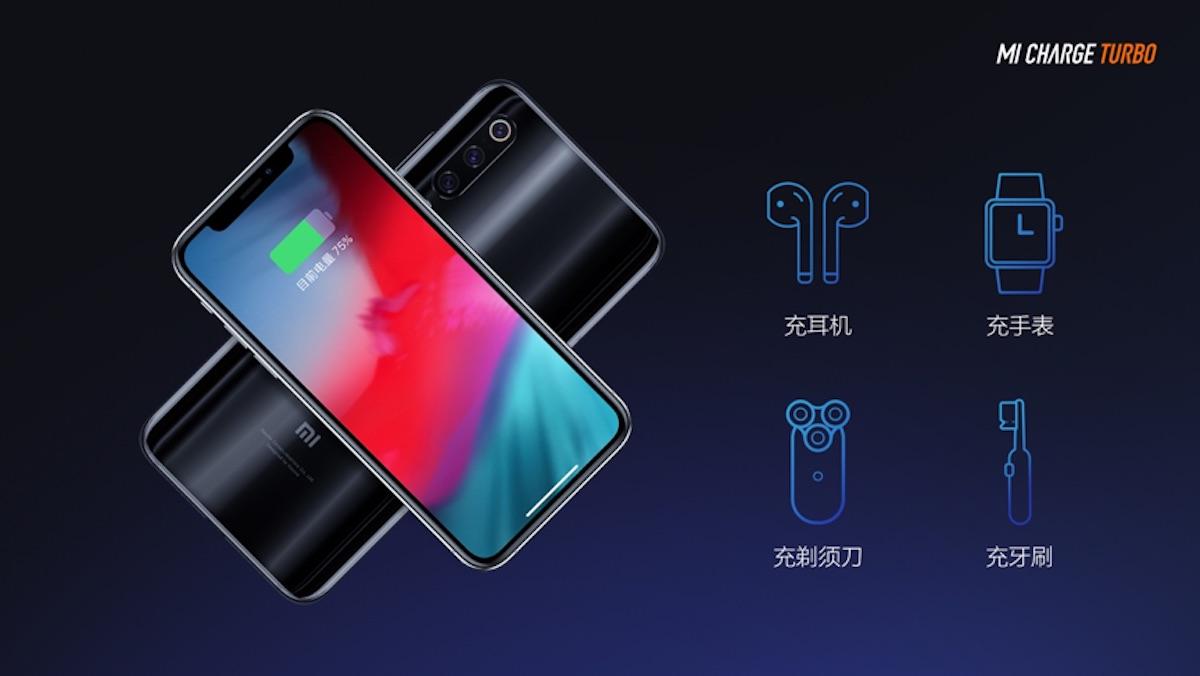 Xiaomi lotsagarria da Apple30 W haririk gabeko kargagailu bat aurkezten du