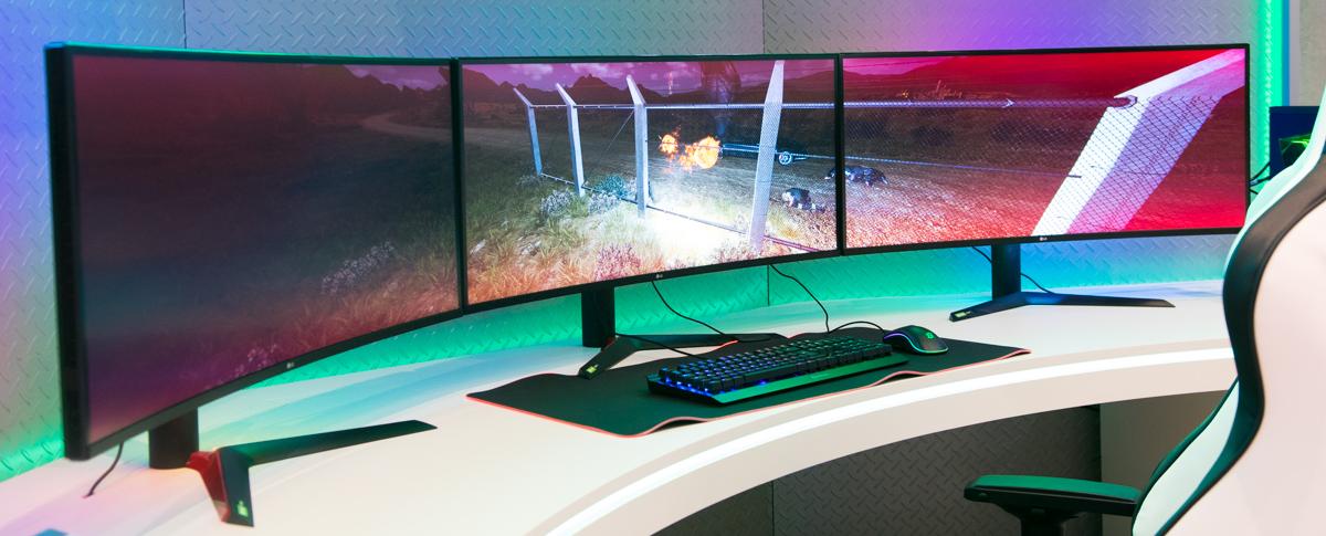 240 Hz gehiegizkoa al da?  LG-k hiru monitore UltraGear berri erakutsi ditu jokalarientzat