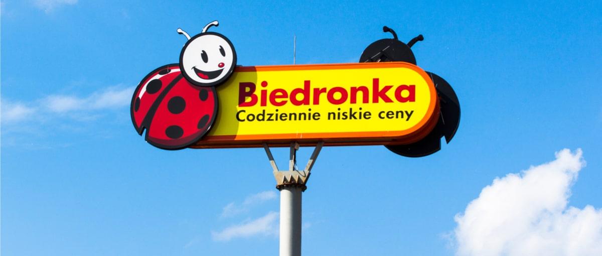 Plus promozio berria jarri du abian.  PLN 10 Biedronkan erosketak egiteko