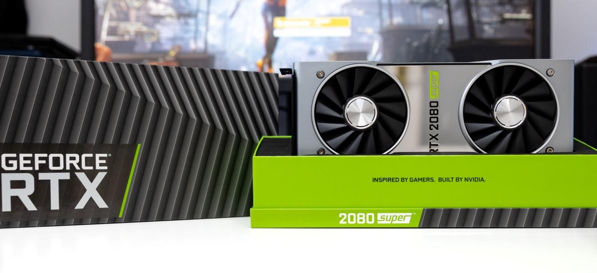 Nire zorroak damutuko du.  Nvidia GeForce RTX 2080 Super nolakoa den egiaztatu dut