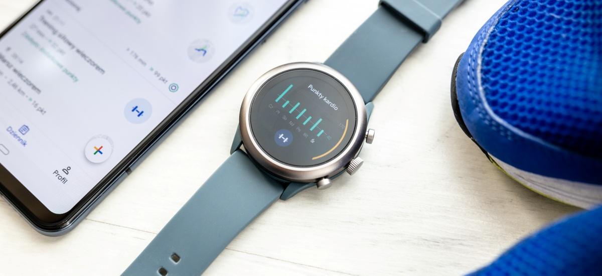 Fossil Sport Wear OS duen smartwatch onena da.  Ez erosi